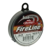 8LB Test - Size D Berkley Fireline Thread 50 Yard Spool - Smoke