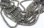 8mm Natural Labradorite Gemstone Round Beads
