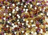 3.4mm Drop Miyuki Japanese Seed Beads - Wheatberry Mix
