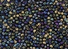 3.4mm Drop Miyuki Japanese Seed Beads - Heavy Metals Mix