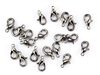 Lobster Claws Clasps 10mm - Gun Metal