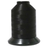 Nylon Nymo Beading Thread 1584 Yard Cone Size D - BLACK
