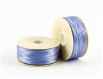 Nylon Nymo Beading Thread 64 Yard Bobbin Size D - CATHY BLUE