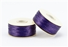 Nylon Nymo Beading Thread 64 Yard Bobbin Size D - PURPLE