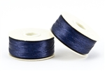 Nylon Nymo Beading Thread 64 Yard Bobbin Size D - ROYAL BLUE