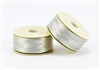 Nylon Nymo Beading Thread 64 Yard Bobbin Size D - STERLING