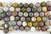 18mm Natural Ocean Jasper Gemstone Round Beads