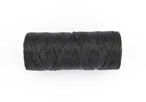 35 Yards of Artificial Sinew 60LB Test - Black