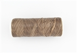 35 Yards of Artificial Sinew 60LB Test - Brown