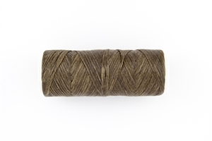 35 Yards of Artificial Sinew 60LB Test - Dark Brown