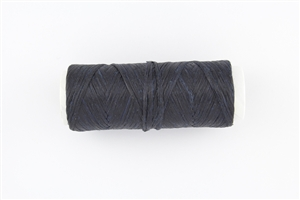 35 Yards of Artificial Sinew 60LB Test - Dark Navy Blue