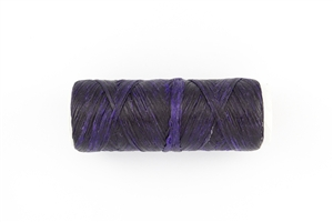 35 Yards of Artificial Sinew 60LB Test - Dark Purple