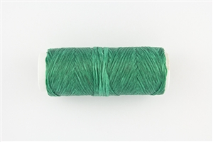 35 Yards of Artificial Sinew 60LB Test - Emerald