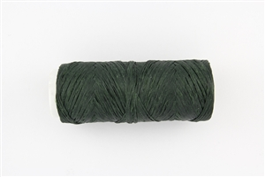 35 Yards of Artificial Sinew 60LB Test - Hunter Green