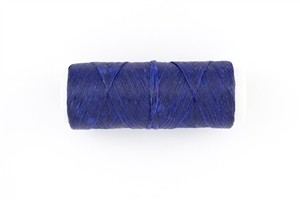 35 Yards of Artificial Sinew 60LB Test - Navy Blue