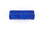 35 Yards of Artificial Sinew 60LB Test - Pacific Blue