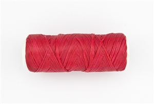 35 Yards of Artificial Sinew 60LB Test - Red