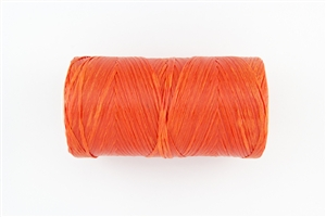150 Yards of Artificial Sinew 70LB Test - Orange