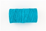 150 Yards of Artificial Sinew 70LB Test - Vibrant Turquoise