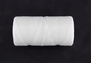 150 Yards of Artificial Sinew 70LB Test - White