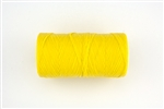 150 Yards of Artificial Sinew 70LB Test - Yellow