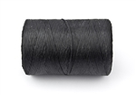 300 Yards of Artificial Sinew 70LB Test - Black