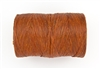 300 Yards of Artificial Sinew 70LB Test - Burnt Orange