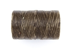 300 Yards of Artificial Sinew 70LB Test - Dark Brown