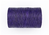 300 Yards of Artificial Sinew 70LB Test - Dark Purple