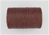 300 Yards of Artificial Sinew 70LB Test - Earthtone Red