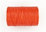 300 Yards of Artificial Sinew 70LB Test - Orange
