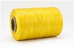 300 Yards of Artificial Sinew 70LB Test - Yellow