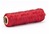 20 Yard Bobbin of Artificial Sinew 70LB Test - Red