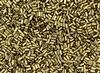 #1 Bugle 3mm Japanese Toho Glass Beads - Dark Gold Bronze Metallic #223