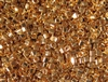 1.5mm Japanese Toho Cube Beads - 24K Gold Plated #712