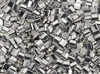 Miyuki Tila 5mm Glass Beads - Palladium Plated Metallic #TL194