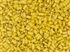 Miyuki Half Tila Bricks 2.5x5mm Glass Beads - Dandelion Yellow Matte #TLH2311