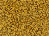Miyuki Half Tila Bricks 2.5x5mm Glass Beads - Opaque Mustard Matte #TLH2312
