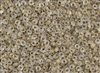 3MM Magatama Toho Japanese Seed Beads - Bronze Lined Crystal Matte #989F