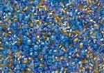 Toho Seed Bead Mix - Gypsy Princess - 6/0 11/0 Hex Treasures Cylinder #3521