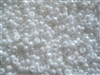 6/0 Toho Japanese Seed Beads - White Opaque Luster #121