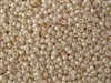 6/0 Toho Japanese Seed Beads - Cream Opaque Luster #123