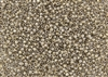 6/0 Toho Japanese Seed Beads - Bronze Lined Crystal #989