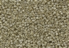 8/0 Toho Japanese Seed Beads - PermaFinish Bright Silver Metallic #PF572