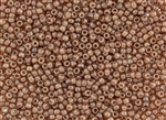 8/0 Toho Japanese Seed Beads - Hybrid ColorTrends Milky Potters Clay #YPS0069