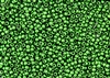 8/0 Toho Japanese Seed Beads - Hybrid ColorTrends Metallic Satin Electric Green Kale #YPS0078