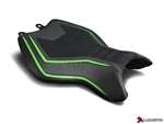 H2 Seat Cover Front Green Luimoto Sixty61