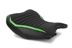 Z900 Seat Cover Front Green Luimoto Sixty61
