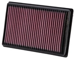 K&N | Air Filter | Replacement | BMW S1000RR 990 2010 | # BM-1010