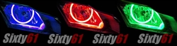 KAWASAKI ZX10R 2004-2005 HEADLIGHT HALO LIGHTS